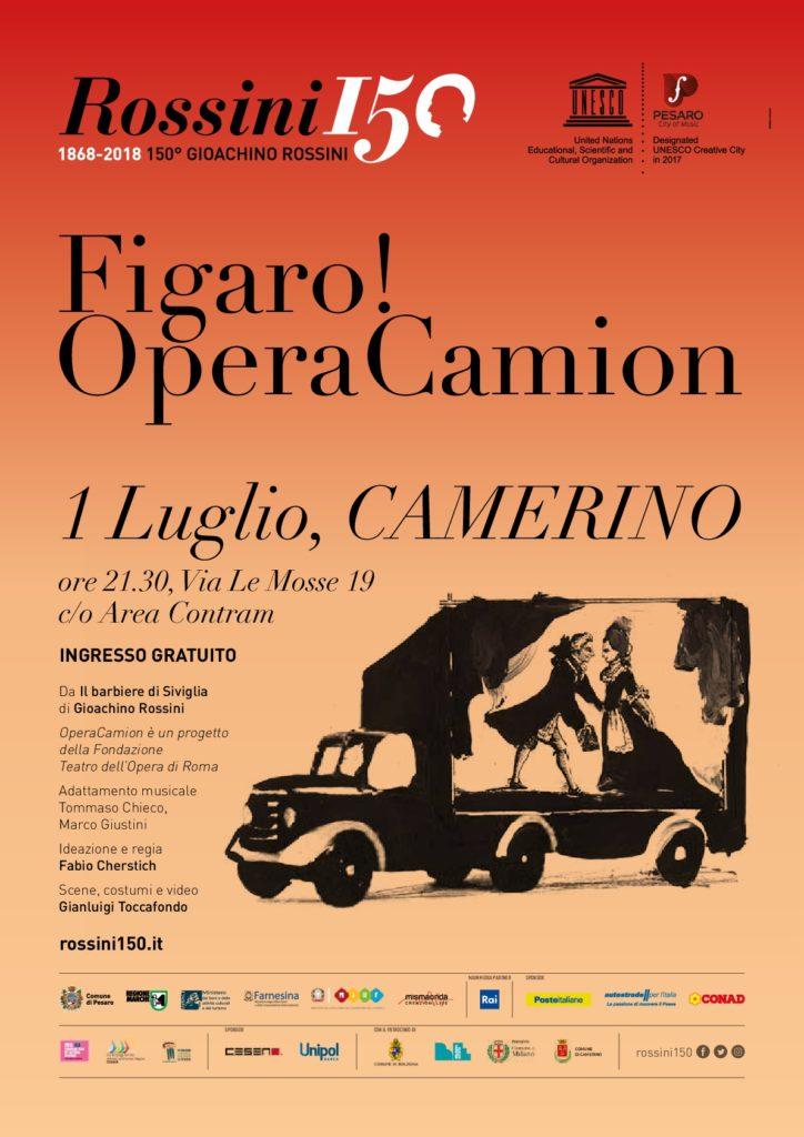 Opera Camion ROF