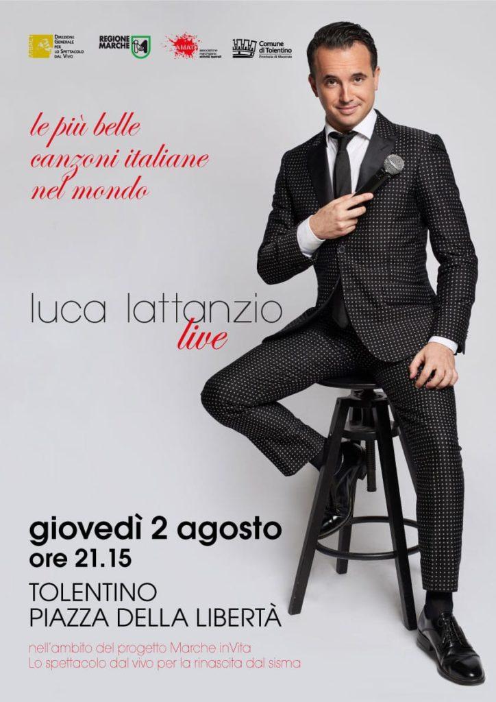 Luca Lattanzio cartolina